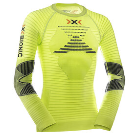 X-Bionic Effektor Running Power Shirt LS Men Green Lime/Black